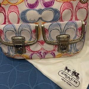 Coach Multicolor Crossbody Bag